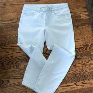 NWOT Forever 21 size 30 light blue pants